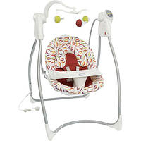Кресло-качалка Graco Lovin Hug Hoops с подключением к электросети (1L97HPSE)