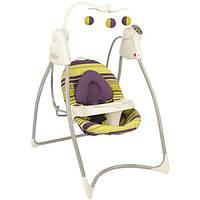 Кресло-качалка Graco BLABERRY SPRING с подключением к электросети (1L98BKGE)