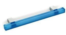Ручка пластиковая, цвет серый, 177 x 34 x 128мм