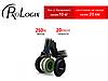 """Электросамокат ProLogix 6.5"""" Black, колеса 6,5"""", мотор 36V 250W, управление с телефона, амортизатор, фото 2"""