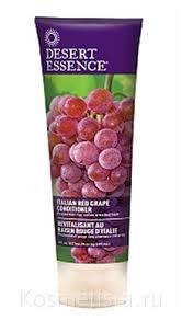 Desert Essence, Кондиционер, с ароматом итальянского красного винограда (237 мл)