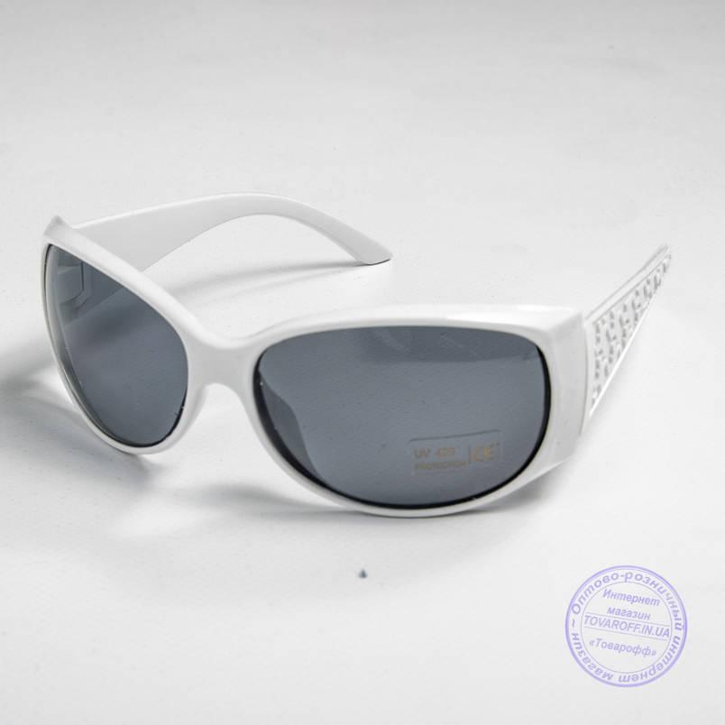 Распродажа поляризационных женских очков оптом - Белые - 2009, фото 2