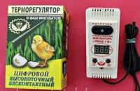 Терморегулятор для инкубатора ЛИНА-В (+ влажность)
