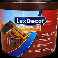 Пропитка для древесины, LuxDecor TM 1л