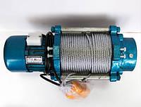 Лебедка электрическая 1000 кг. ( KCD ) 380 V