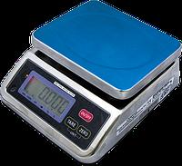 Фасовочные весы CERTUS СВСм-3/6-1/2 до 3\6 кг (Влагозащищенные)