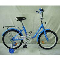 Детский двухколесный велосипед Flower L1884 Profi, 18 дюймов