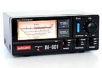 Измеритель КСВ и мощности IN-601 1,8-525MГц, КСВ метр, Рефлектометр