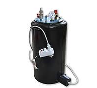 Электрический автоклав для консервирования УТех-32 electro: 2 кВт, терморегулятор, 65х32 см