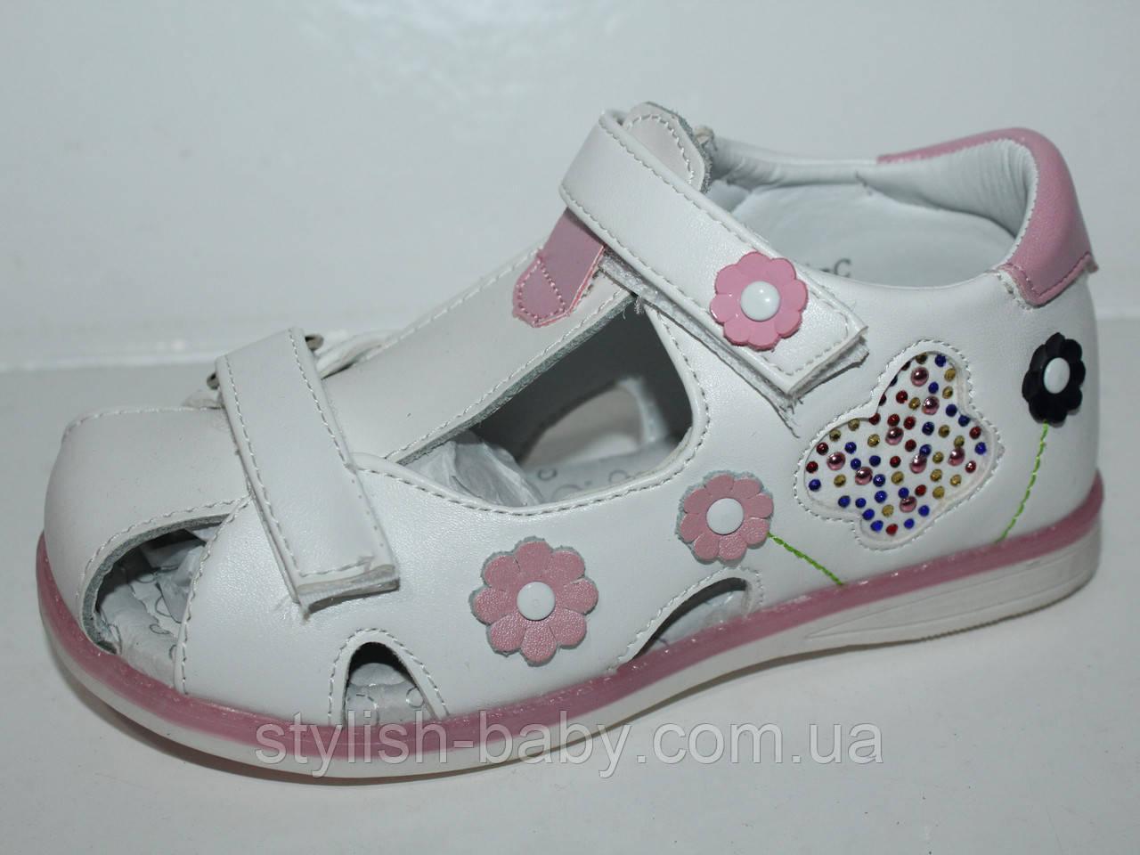 Летняя обувь оптом. Детские босоножки бренда Tom.m для девочек (рр. с 26 по 31)