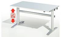 Каркас для стола цвета алюминия Idea + M 1600x1000мм