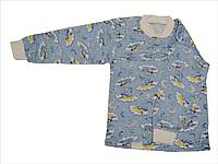 Пижама детская утеплённая, разные расцветки ПДНГ