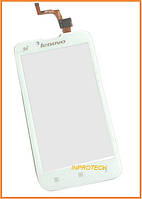 Сенсор (тачскрин) Lenovo A328t White Original