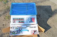 Promotec весы торговые 50 кг. электронные со счетчиком цены