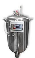 Универсальный автоклав А100 electro: водяная подушка, 3 кВт, терморегулятор, 80х50 см