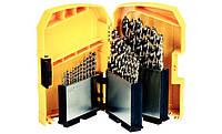 Сверла, DT7926, универсальный набор HSS-G с 29 - предметов