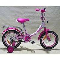 Детский двухколесный велосипед Princess G1414 Profi, 14 дюймов