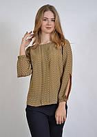 Блузка женская легкая с длинным рукавом MEES 5578, фото 1