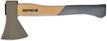 Топор с деревянной ручкой Berg 800гр