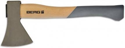 Топор с деревянной ручкой Berg 800гр , фото 2