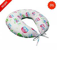 Подушка для кормления KIDIGO Сова (с наволочкой) (Kidigo)