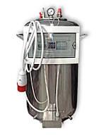Автоклав промышленный А100 Пром: терморегулятор, панель управления, водяное охлаждение