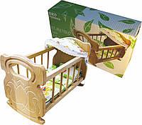 Кроватка для куклы №1, 03-101