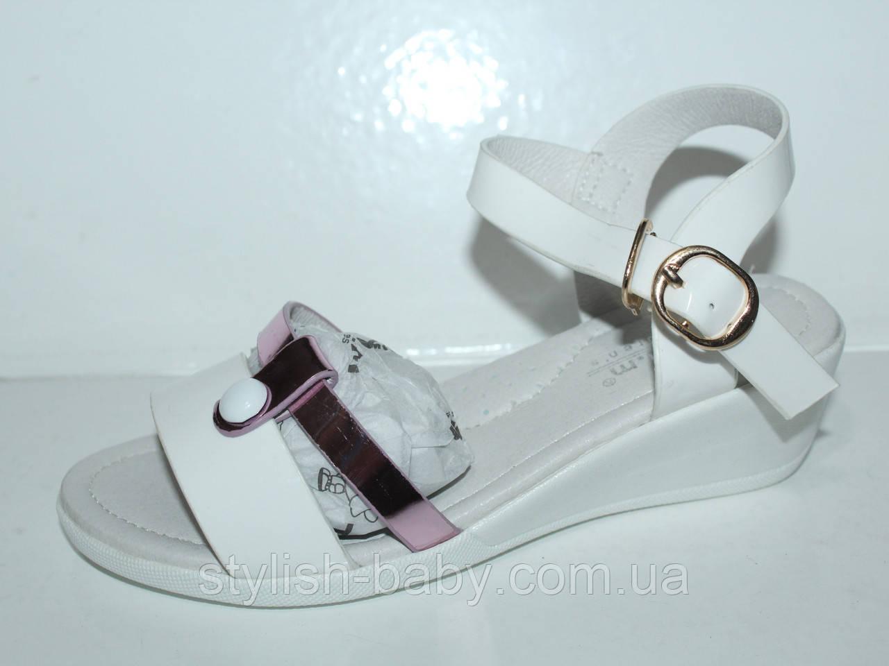 Нарядная обувь. Детские босоножки бренда Tom.m для девочек (рр. с 31 по 36)