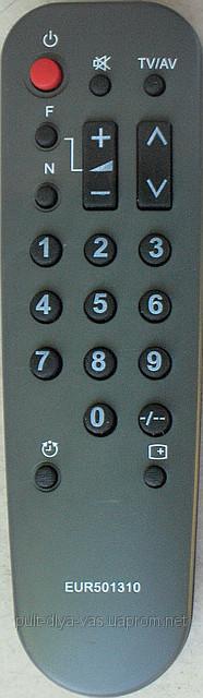 Пульт к телевизору  Panasonic EUR 501310