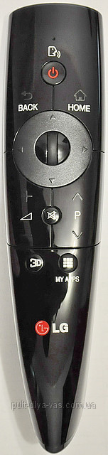 Пульт к телевизору LG. Модель AN-MR3007