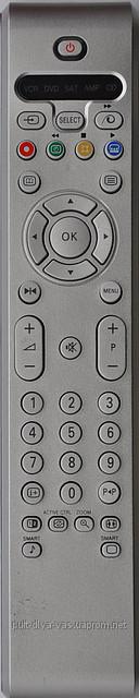 Пульт  телевизора PHILIPS. Модель RC-4344/01H