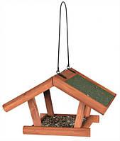 Кормушка Trixie Natura для птиц садовая, 13х28х18 см