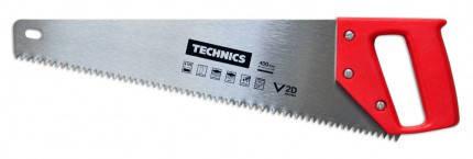 Классическая ножовка 450 мм Technics, фото 2