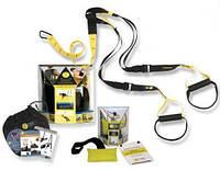 Подвесные петли TRX KIT (функцион.петли,дверное крепл,DVD,инструкц, сумка), фото 1