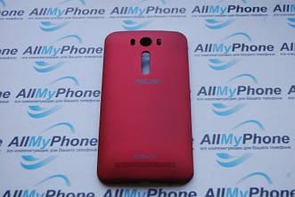 Задняя панель корпуса для Asus ZenFone 2 ZE500KL красная