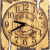 Настенные часы Cafe Mousse