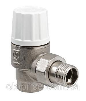 Клапан термостатичний кутовий Valtec