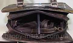 Сумка женская классическая каркасная Fashion  17-1426-3, фото 3