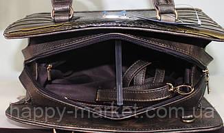 Сумка женская классическая каркасная Fashion  17-1426-16, фото 3