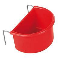Кормушка Trixie Hanging Bowl для птиц пластиковая, 75 и 85 мл, фото 1