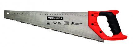 "Ножовка по дереву ""STAR"" 450мм Technics"
