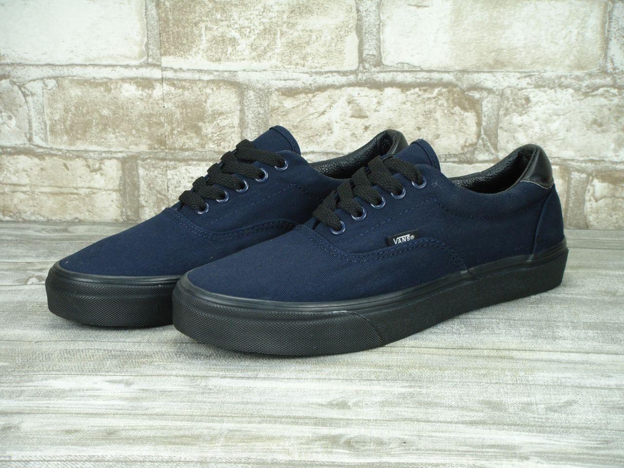 Кеды мужские Vans Era 30287 темно-синие