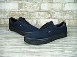 Кеды мужские Vans Era 30287 темно-синие, фото 3
