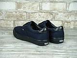 Кеды мужские Vans Era 30287 темно-синие, фото 6