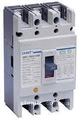 Силовий автоматичний вимикач NM1-125S/3300 63A 25кА Chint