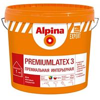 ALPINA EXPERT PREMIUMLATEX 3 ЛАТЕКСНА ФАРБА