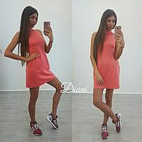 Платье из эластика