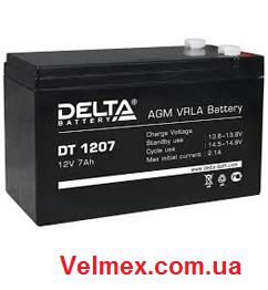 Аккумулятор для мобильных портативных акустических систем Rechargeble BiG Battery 12V 7A - Инсталляционная компания «Велмекс» в Киеве