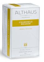 Чай Althaus  Chamomile Meadow ( Ромашковый луг) 20х1,75гр.
