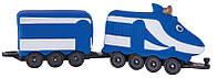 Паровозик Ханзо с прицепным вагоном Chuggington (JW38500/38501)